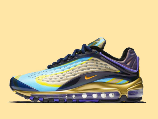 Nike releases an Air Max Deluxe OG exclusively for women