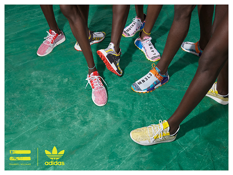 9999f2e42 The latest adidas x Pharrell Collection drops this Saturday - Sole ...