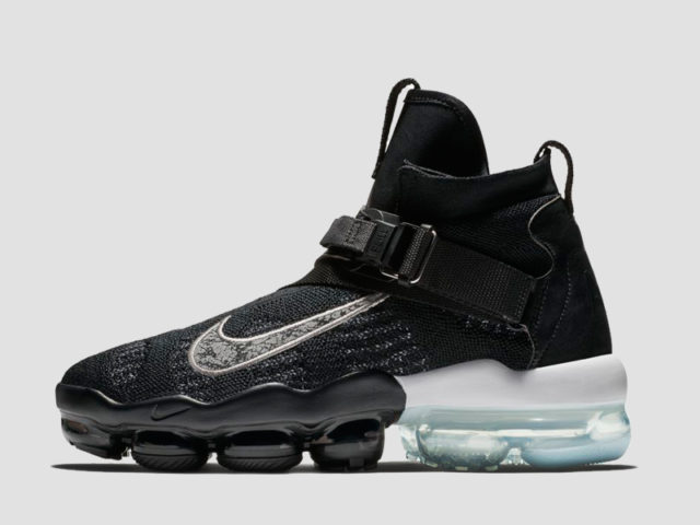 The Nike VaporMax goes high with their latest silhouette
