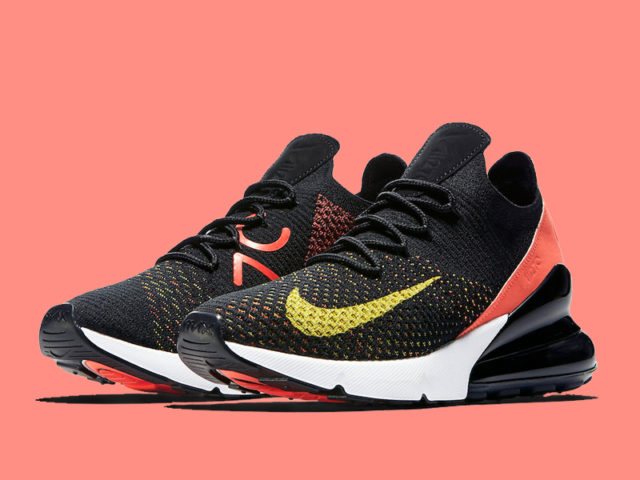 ICYMI: Nike releases a Women's Air Max 270 Flyknit