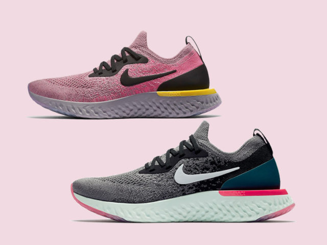 Nike releases two new colorways of the Epic React Flyknit