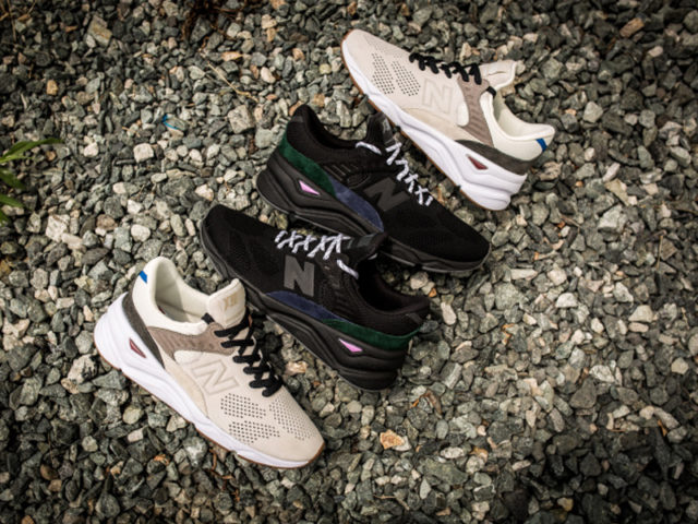 New Balance releases the X-90 'Surplus Pack' tomorrow