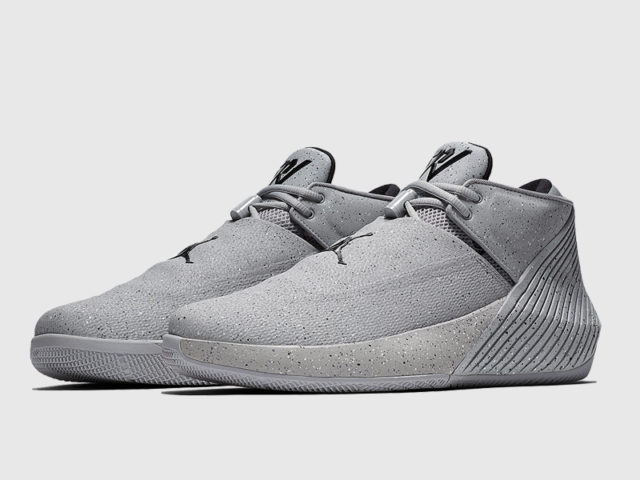Jordan takes Cement on a whole other level with the Why Not Zer0.1 Low