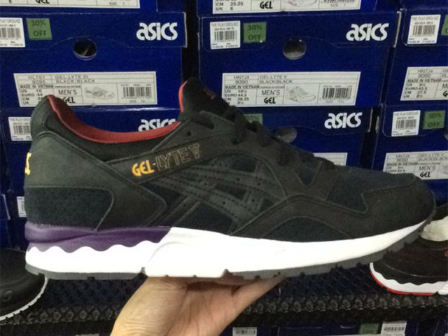 REAL DEAL: ASICS TIGER AT THE PLAYGROUND