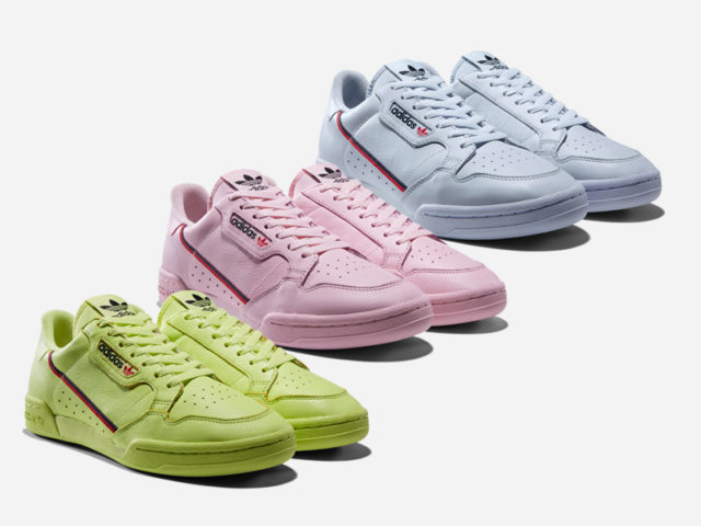 The adidas Continental 80 is back this weekend