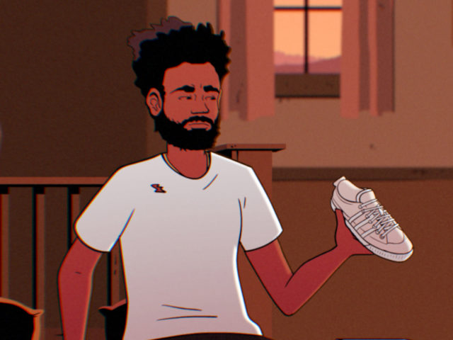 In Other News: adidas Originals and Donald Glover team up