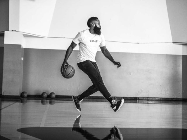 SLOW DOWN FAST: adidas presents the Harden Vol. 3