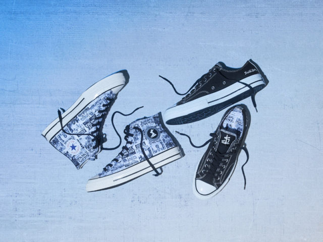 Converse releases special collection with Suicidal Tendencies