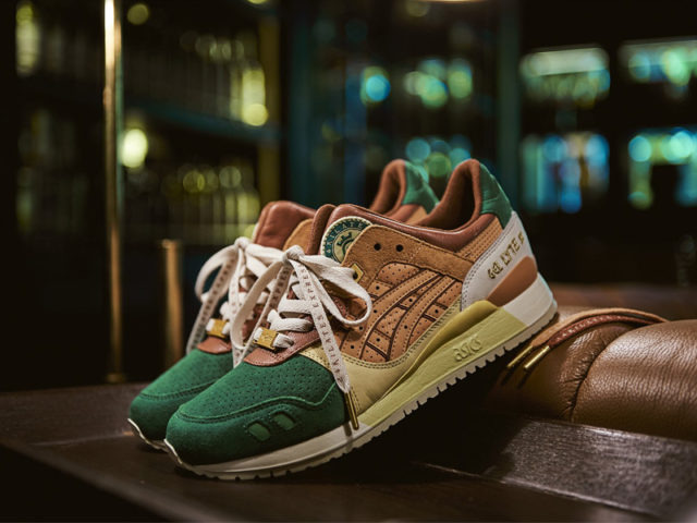 Asics Tiger & 24 Kilates bring us aboard the '24 Kilates Express'