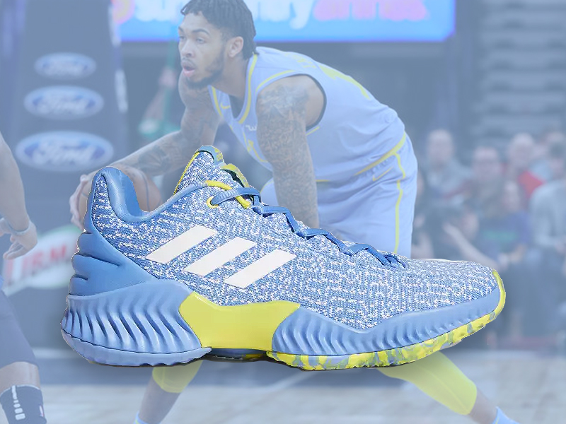 Adidas Basketball Gives Brandon Ingram A Pro Bounce 2018