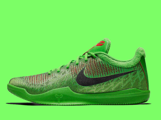 The Grinch made a comeback with another Kobe silhouette