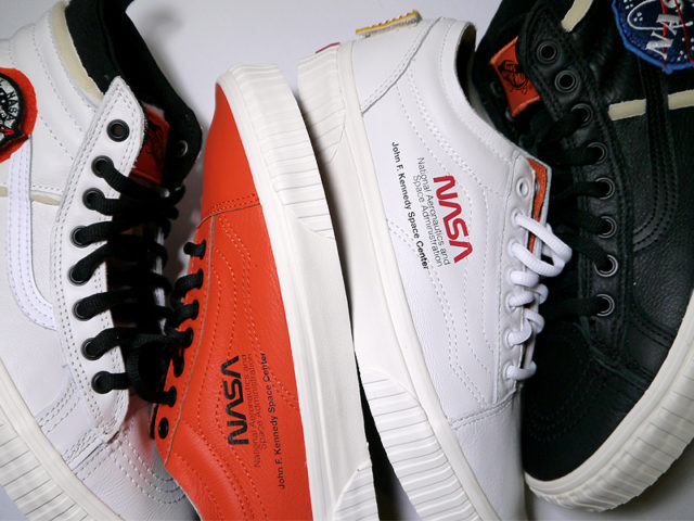 MISSION CONTROL: The NASA x VANS Collection Drops this Friday