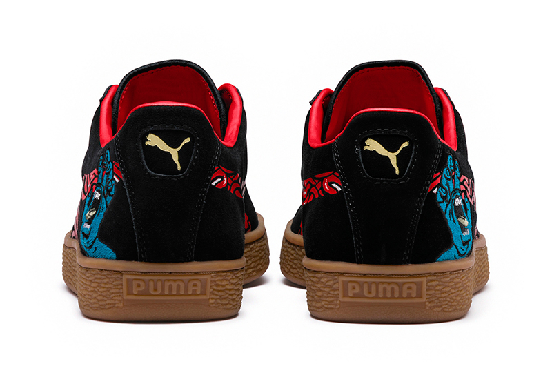 9c0a78cb161c89 The Santa Cruz x PUMA Suede 50 drops today across all Sole Academy doors  and retails for Php 6