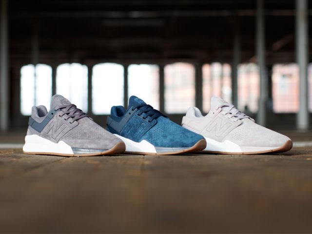New Balance goes Luxe for their latest 247 collection