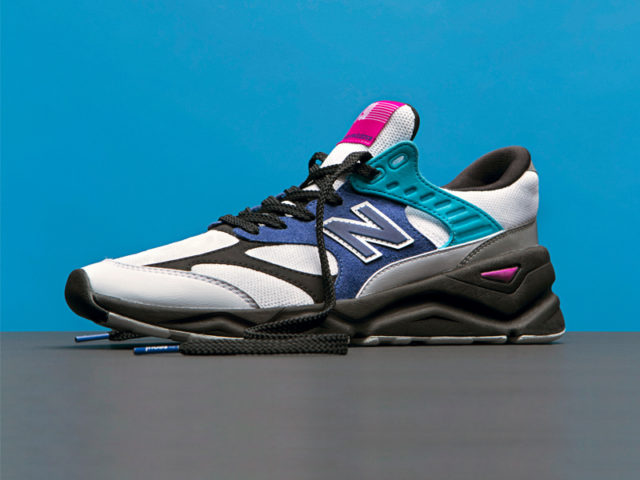 New Balance partners with Wicked Piece for the X-90 'Seoul' Pack