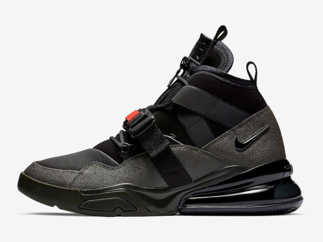 Ready For Everything: The Nike Air Force 270 Utility is Here