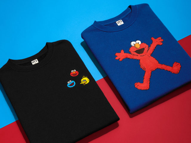 The KAWS x SESAME STREET UT COLLECTION VOL.2 drops this Friday