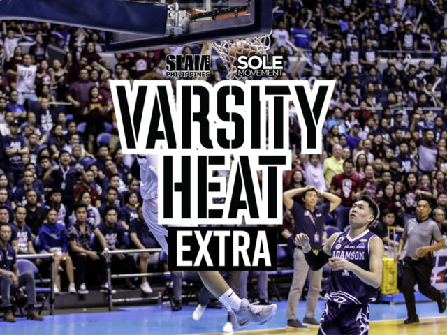 VARSITY HEAT EXTRA: JUAN GDL & THE PG 2.5 PLAYSTATION