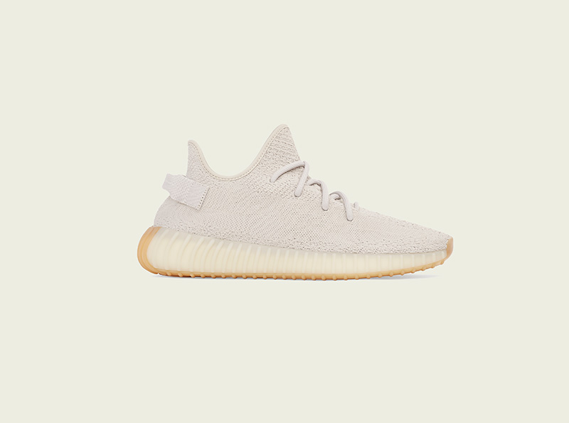 finest selection 1151b 965a6 adidas YEEZY BOOST 350 V2 'SESAME' - Sole Movement - Your ...