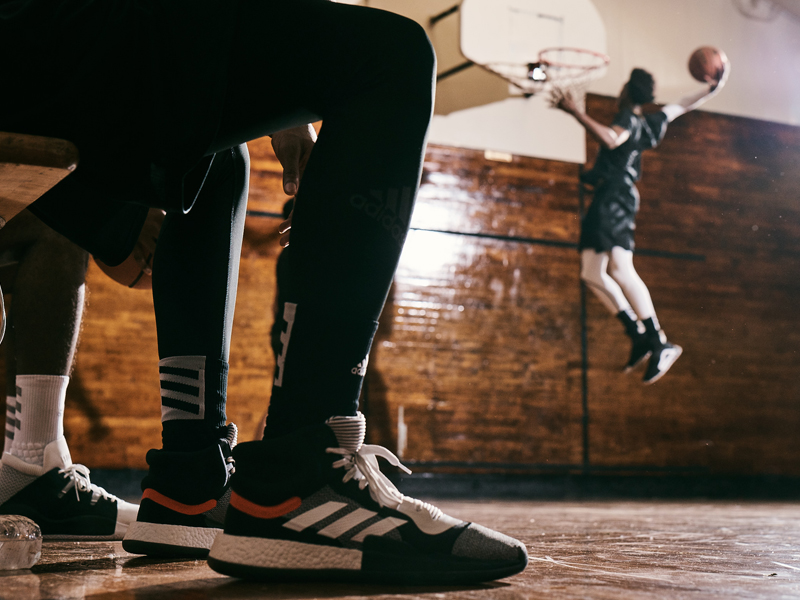 BORN FROM BROOKLYN: adidas Basketball drops three new shoes