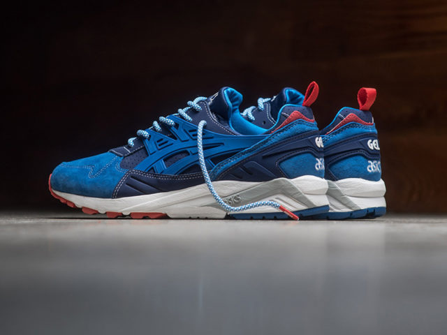 Asics Tiger celebrates the Gel-Kayano's 25th this weekend