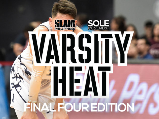 VARSITY HEAT: FINAL FOUR EDITION