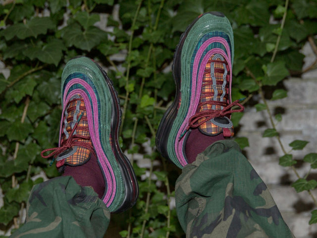 Out Now: Nike Air Max 97 NRG 'Jacket Pack'