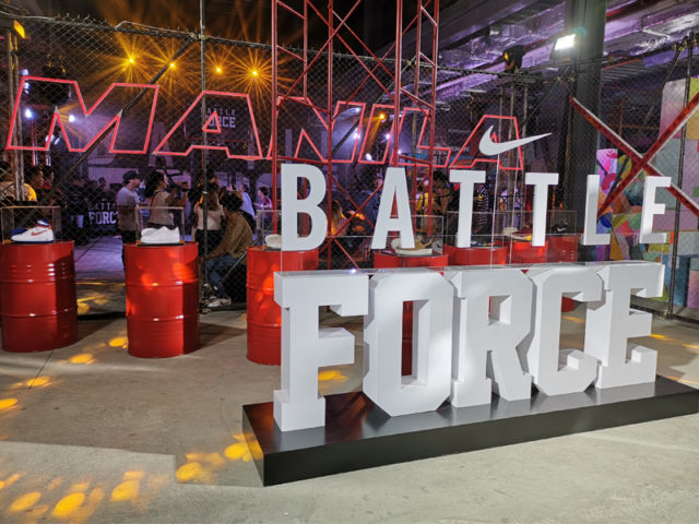Celebrating the Culture of Basketball: Nike | Battle Force Manila