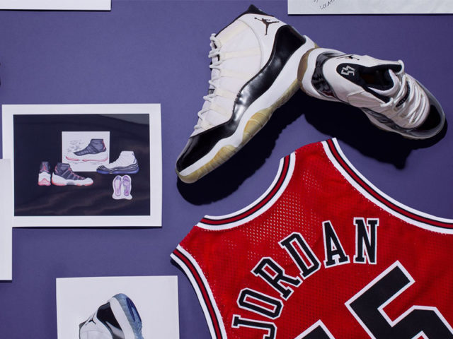 Why the Air Jordan XI 'Concord' holds that Grail status
