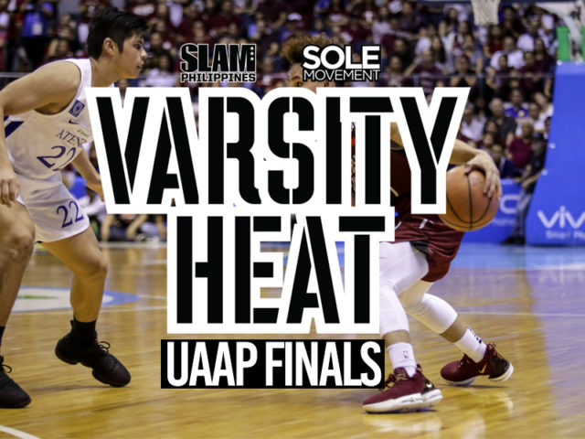 Varsity Heat: UAAP Finals Game 2