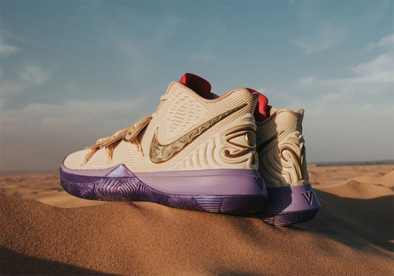 c52ec7a1e82 Nike and Concepts come up with a special edition Kyrie 5 for Christmas