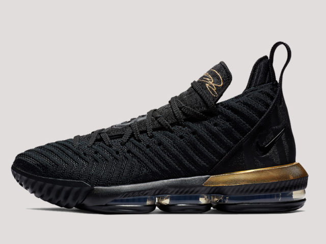 Out Now: Nike LEBRON 16 'I'm King'