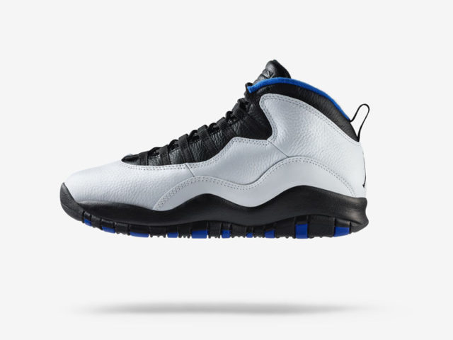 PLAYOFF MAGIC: The Air Jordan 10 Retro 'Orlando' Returns