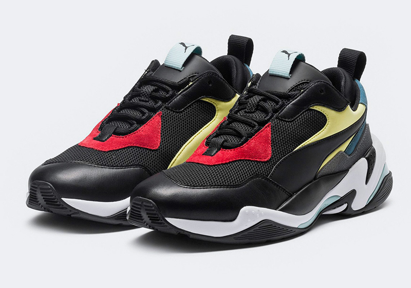 fe9f5ca270c A total of four (4) colorways are set to drop this Saturday across PUMA s  retail network. Here s a breakdown of where you can find the Thunder  Spectra and ...