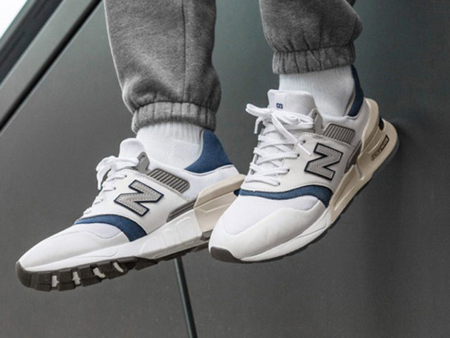 New Balance debuts the 997S to celebrate the 99x series