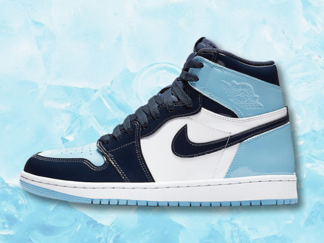 Tar Heel State of Mind: Jordan releases an Air Jordan 1 'UNC' for women