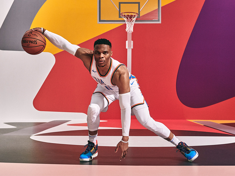 1a5771c58042dd Jordan Brand and Russell Westbrook welcome 2019 with the Why Not ...