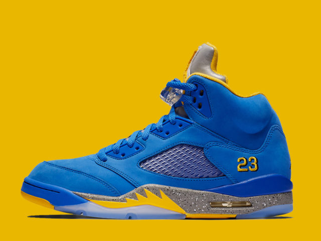 Jordan brings out another Laney-inspired Air Jordan