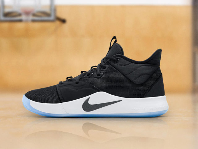UP NEXT: Nike PG3 'Black/White'
