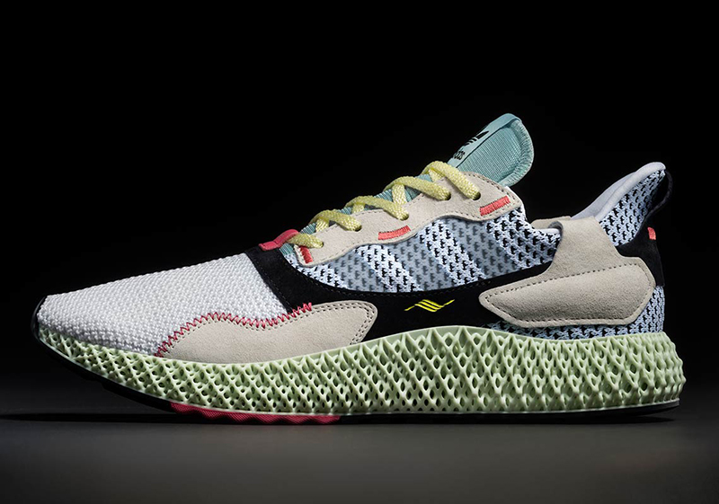 timeless design cdda7 3f65a Next on your radar: adidas ZX 4000 4D - Sole Movement - Your ...