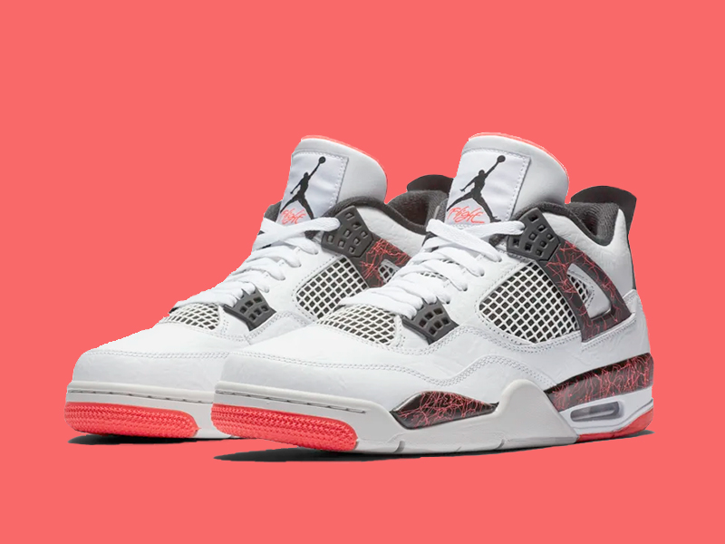 8b5931e816682e ... sneaker and mash it up with colors reminiscent of one of the best  sneakers of the same era  You get this  the Air Jordan IV Retro  Flight  Nostalgia .