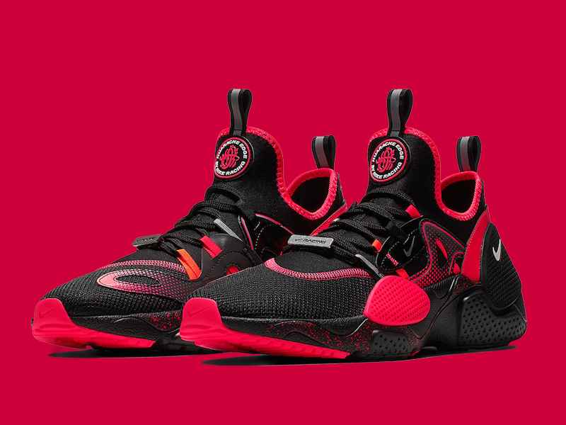 quality design 85816 869a3 Nike releases a racing-inspired Air Huarache E.D.G.E. for All-Star Weekend  - Sole Movement - Your Local Source for the Latest in Street and Sneaker  Culture