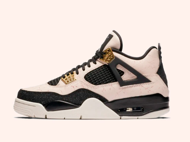 Wmns Air Jordan 4 Retro 'Splatter'