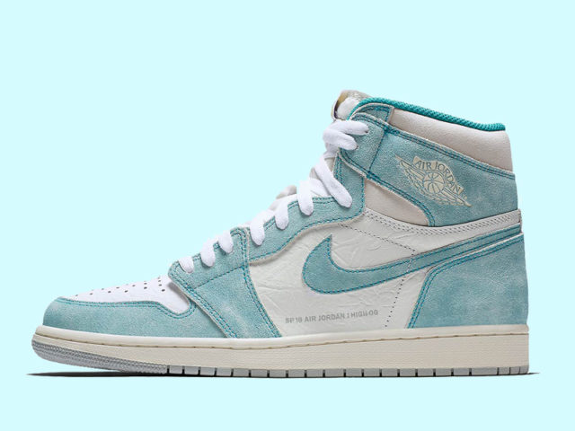 Release Reminder: Air Jordan 1 Retro High OG 'Turbo Green'