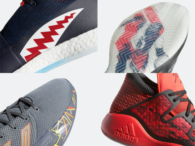 adidas Basketball is ballin' out with their March releases