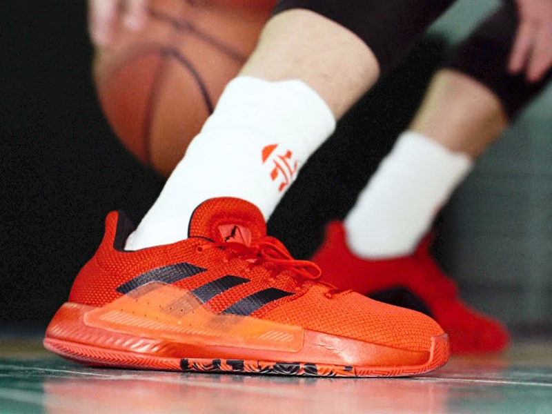 c837dfede7097 adidas Basketball gears up for March Madness with the Pro Bounce Madness  2019 Low