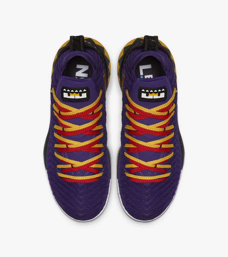 7c24eb576c9 The Nike LeBron 16  Martin  drops today at select Titan doors for Php  10