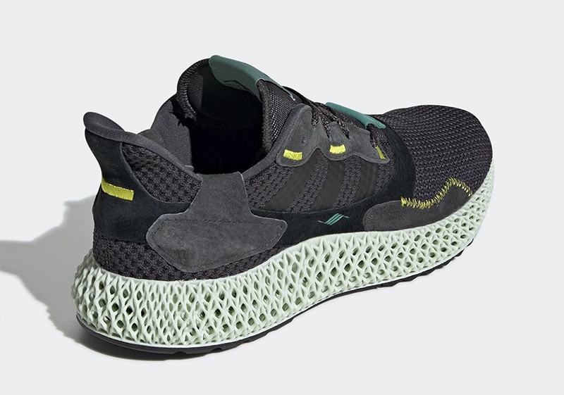 4b949cbe851fa This Weekend  adidas ZX 4000 4D  Carbon  - Sole Movement - Your ...