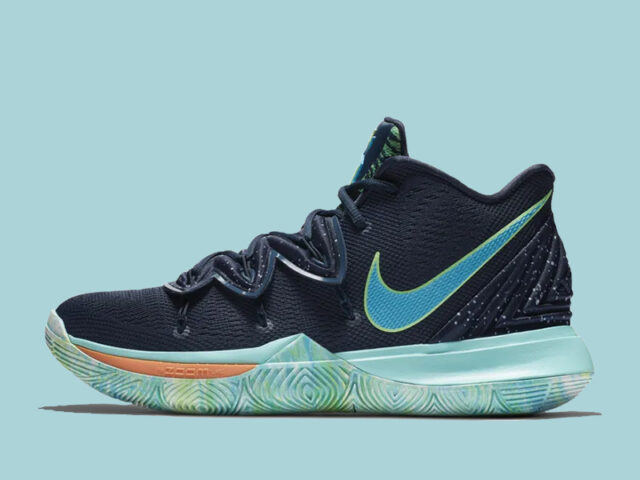 new style ebc39 92439 ICYMI  Nike released the Kyrie 5  UFO  this past week