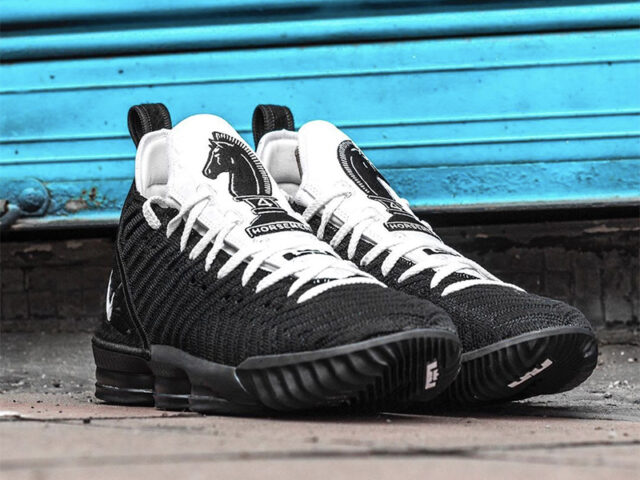 Nike pays homage to LRMR with the LEBRON 16 'Four Horsemen'